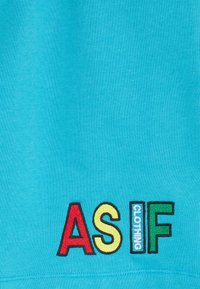AS IF Clothing - COZY UNISEX - Tracksuit bottoms - turquoise - 2