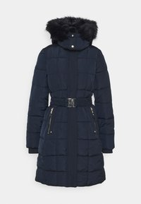 SIENNA SQUARE MIDI PADDED - Winter coat - ink