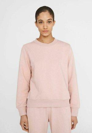 NMLUPA LOGO - Sweatshirt - sepia rose