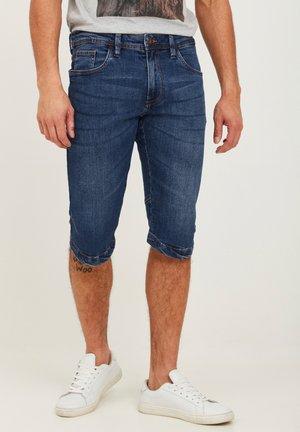 Denim shorts - medium indigo