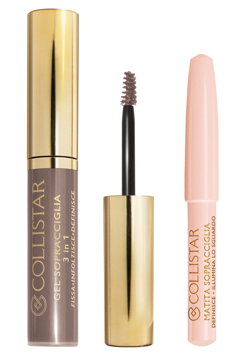 Collistar - PERFECT EYEBROWS KIT - Makeup set - n.1 virna blonde