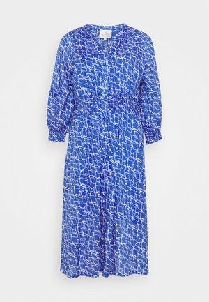 DAYLY DRESS - Vestido camisero - deep ultramarine