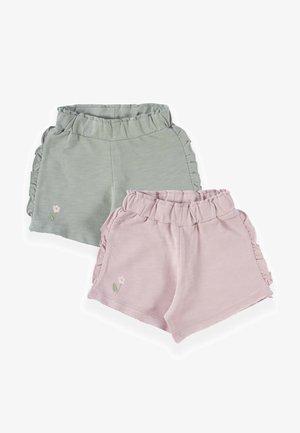 2 PACK - Shorts - light pink