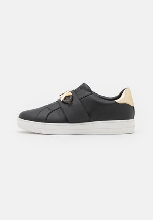 KENNA - Trainers - black/gold