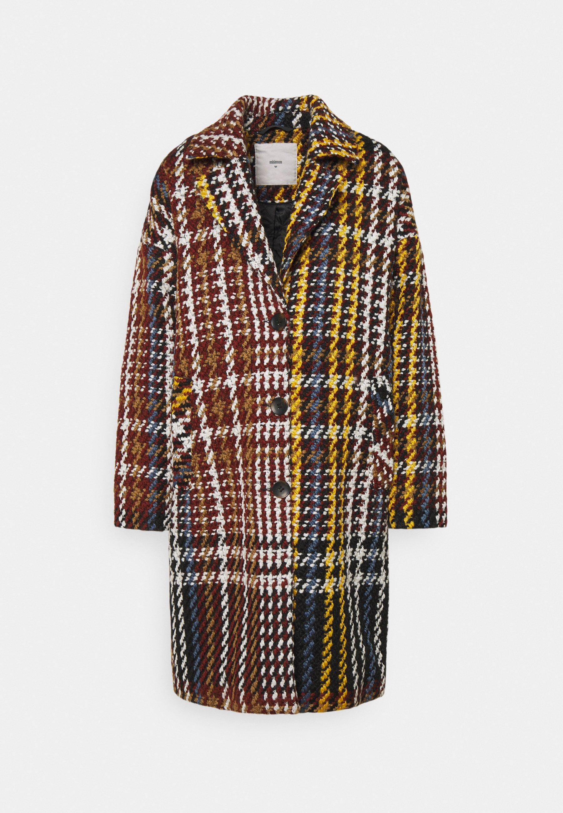 Women GUTHA - Classic coat