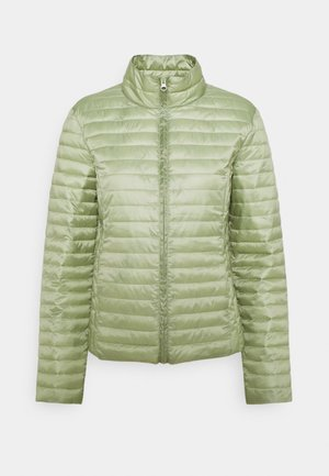 JDYNEWMADDY PADDED JACKET - Lehká bunda - swamp