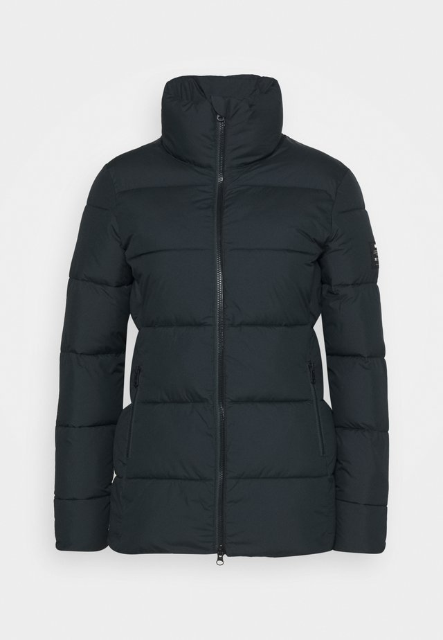 GEDRE WOMAN JACKET - Vinterjakker - deep forest