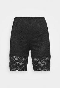 Vila - VIJASMIN FESTIVAL - Shorts - black - 3