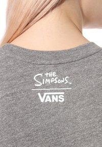 Vans - THE SIMPSONS LISA - T-shirt med print - (the simpsons) lisa 4 prez - 1