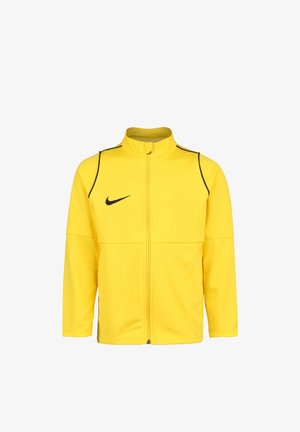 PARK 20 DRY TRAININGSJACKE HERREN - Training jacket - tour yellow / black