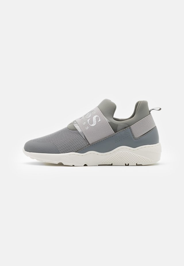 TRAINERS - Slipper - medium grey