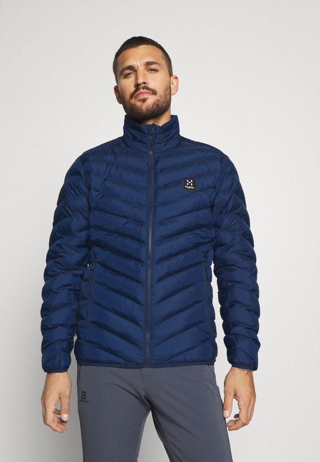 Winter jacket - tarn blue