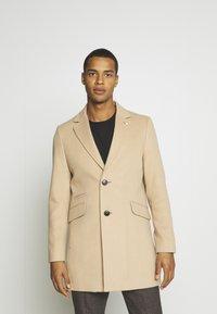 Burton Menswear London - Mantel - camel - 0