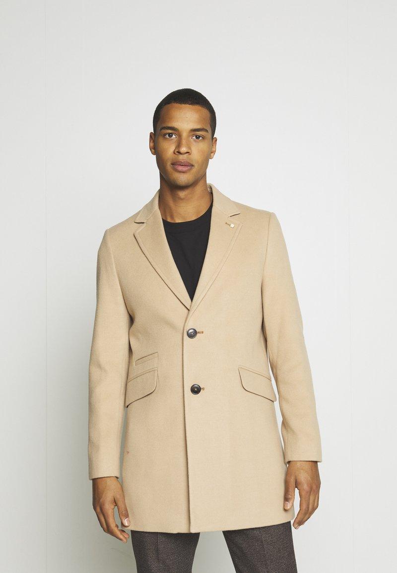 Burton Menswear London - Mantel - camel