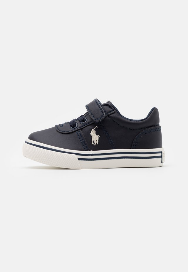 HANFORD III - Baskets basses - navy smooth/offwhite