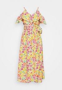 NAF NAF - COSTA - Denní šaty - costa ecru - 4