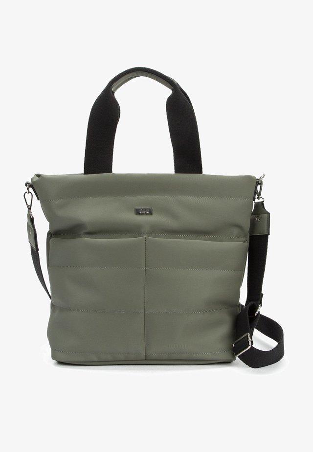 Shopper - green