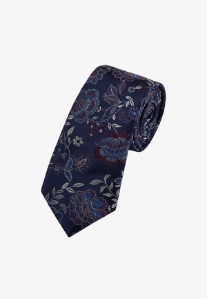 Tie - blue