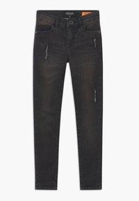 Cars Jeans - BONAR - Slim fit jeans - black denim - 2