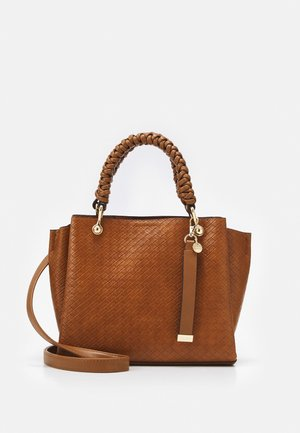 GLOADITH - Shopper - cognac