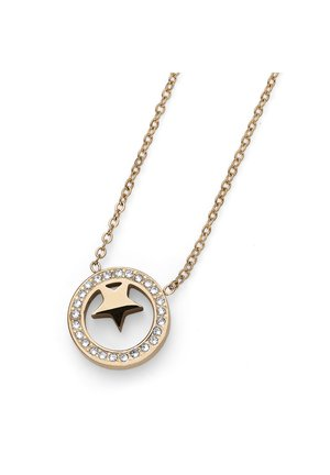 KETTE MIT ANHÄNGER LITTLE STAR STE - Necklace - gold