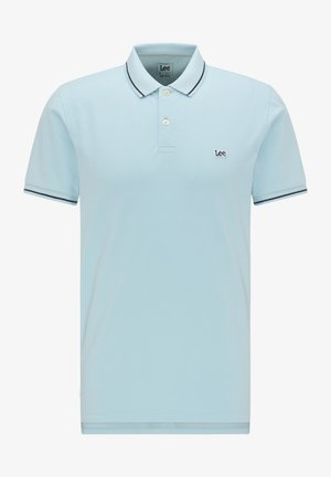 Polo shirt - sterling blue