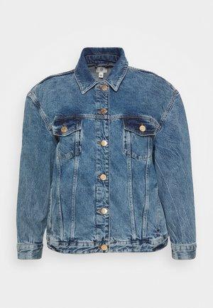 Denim jacket - denim dark