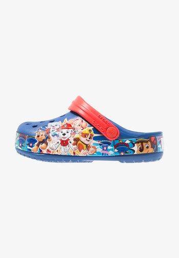 PAW PATROL BAND RELAXED FIT - Pool slides - blue jean