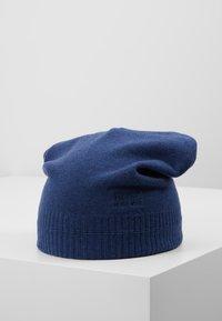 BOSS - BEANIE BASIC - Bonnet - open blue - 0