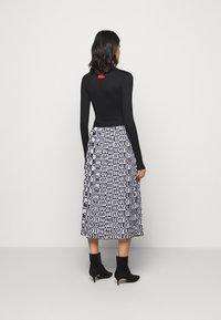 HUGO - NEXY - Long sleeved top - black - 2