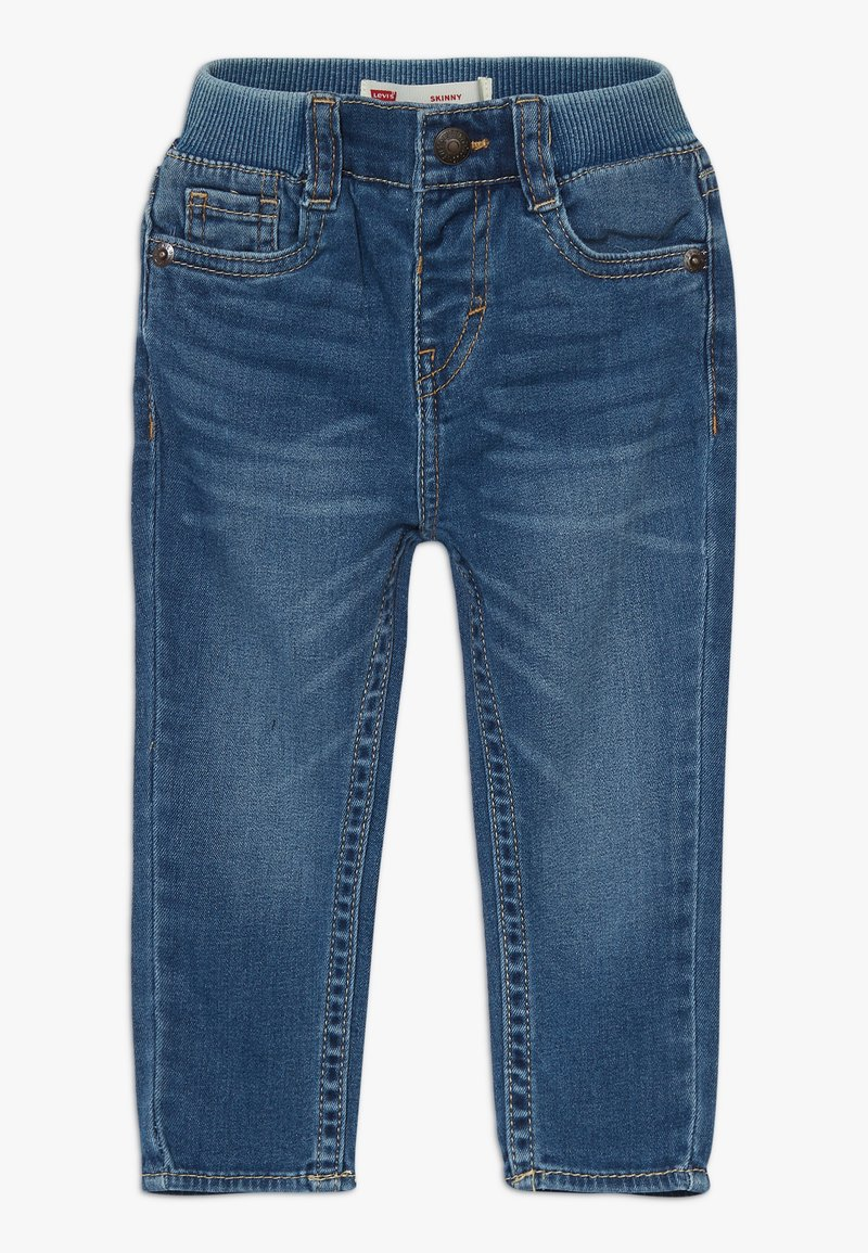 Levi's® - SKINNY FIT UNISEX - Vaqueros pitillo - low down