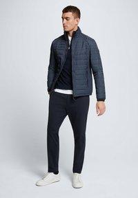 Strellson - CLASON - Light jacket - navy meliert - 1