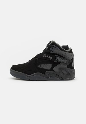 ROGUE - High-top trainers - black/pewter