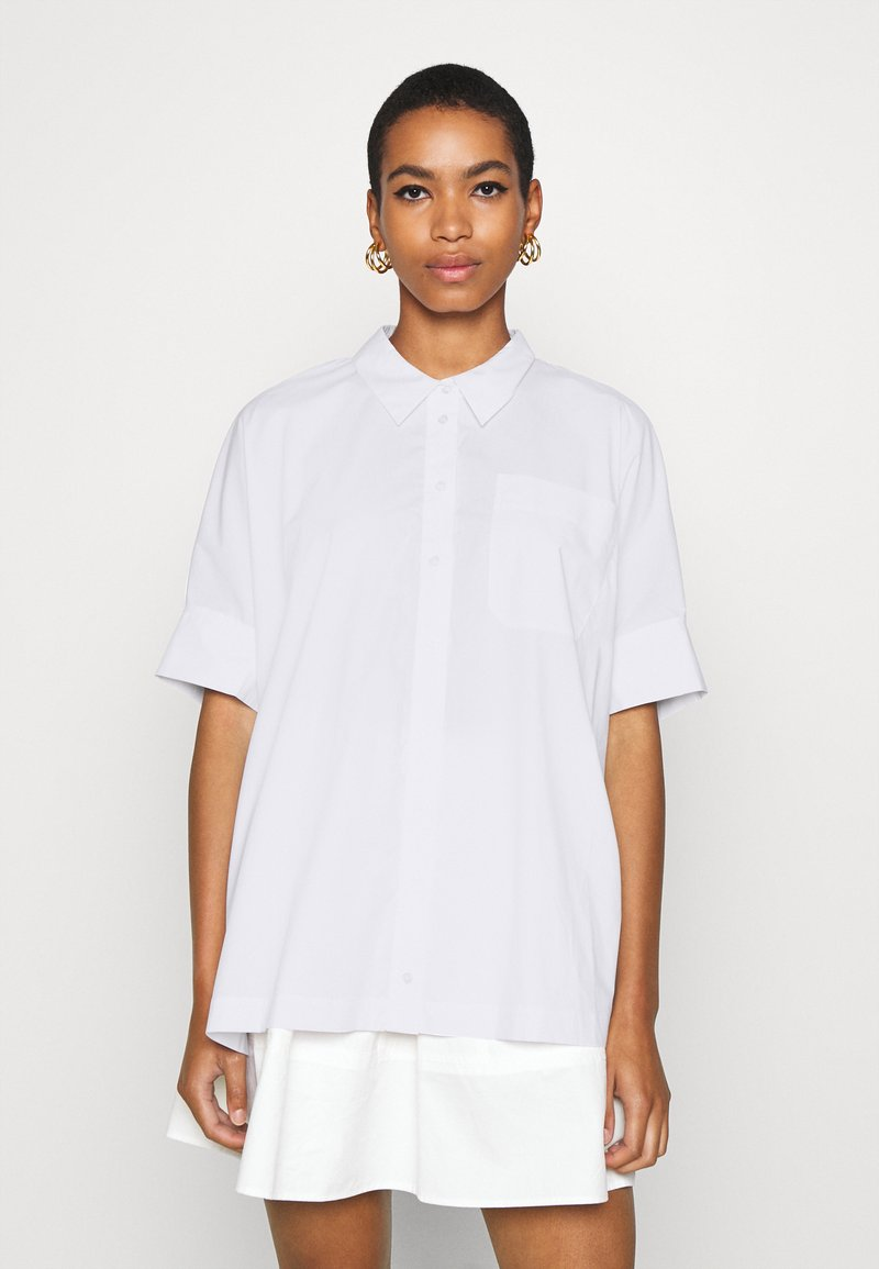 JUST FEMALE - NORIA - Skjorte - white