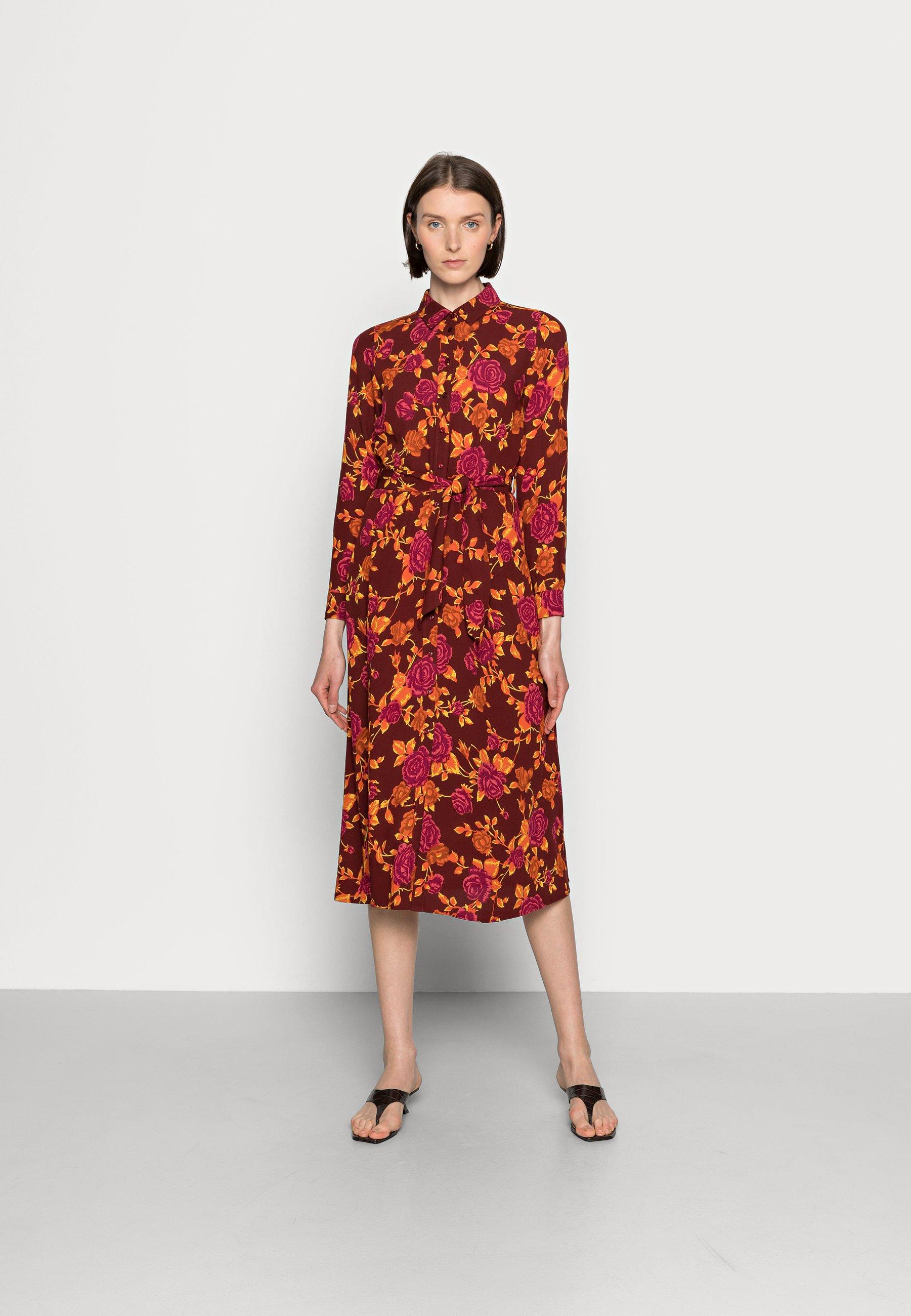 Women ROSIE MIDI DRESS DOHERTY - Shirt dress