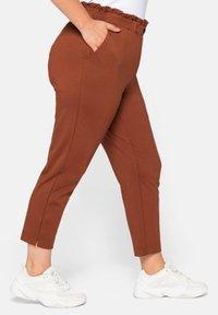 Sheego - Trousers - zimt - 2