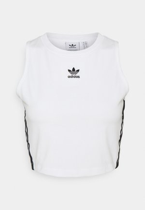 ADICOLOR FITTED - Top - white