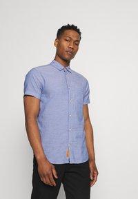 Jack & Jones - JORABEL SHIRT - Camisa - ensign blue - 0