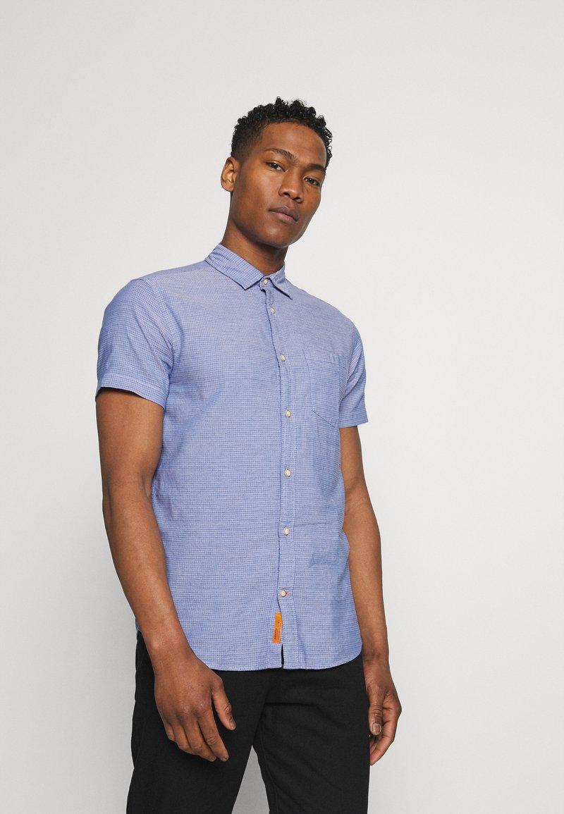 Jack & Jones - JORABEL SHIRT - Camisa - ensign blue