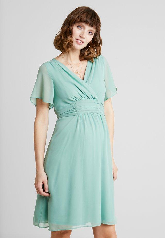 DRESS BLOSSOM - Vestito estivo - malachite green