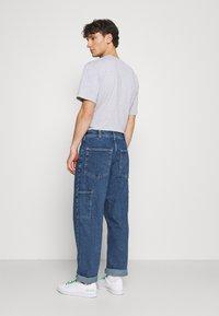 BDG Urban Outfitters - CARPENTER - Straight leg -farkut - dark vintage - 2