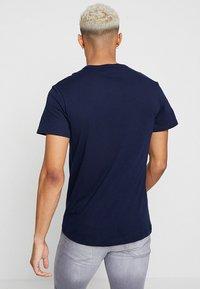 G-Star - HOLORN - T-shirt print - sartho blue - 2