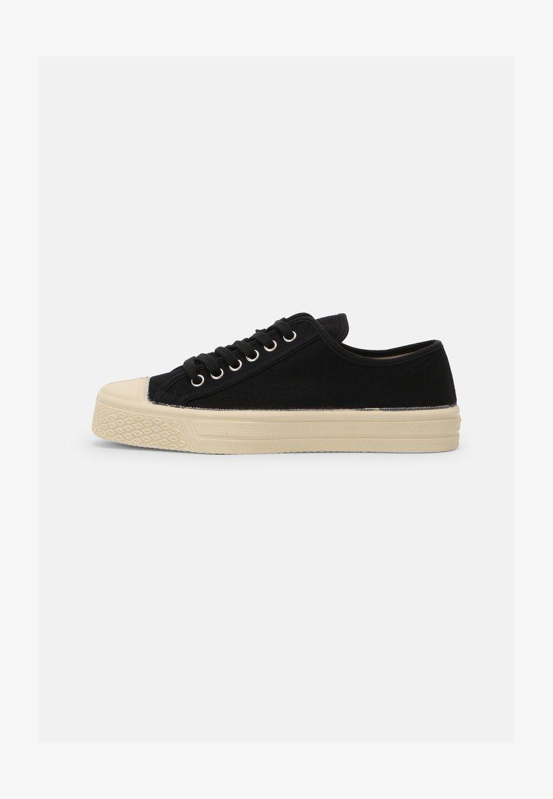 US Rubber Company - UNISEX - Sneakersy niskie - black