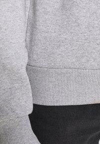 NU-IN - BASIC CREW NECK  - Sweatshirt - grey marl - 6