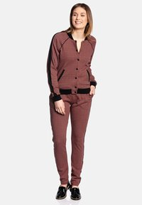Vive Maria - Trousers - rot allover - 1