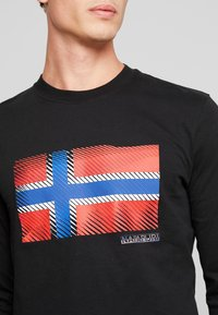 Napapijri - SIBU - Long sleeved top - black - 4