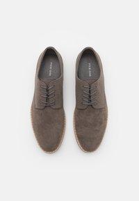 Pier One - Šněrovací boty - grey - 3