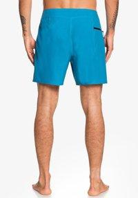 Quiksilver - HIGHLINE KAIMANA - Shorts da mare - caribbean sea - 2