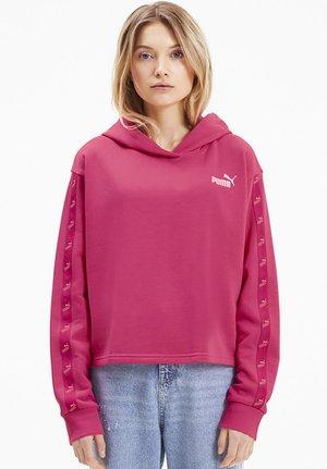 AMPLIFIED  - Hoodie - glowing pink