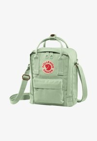 Fjällräven - Across body bag - mint green - 0